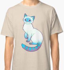ANXIETY LIES Magical Lynx Point Siamese Cat Classic T-Shirt
