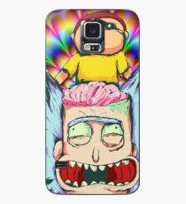 Evil Morty Retro Case/Skin for Samsung Galaxy