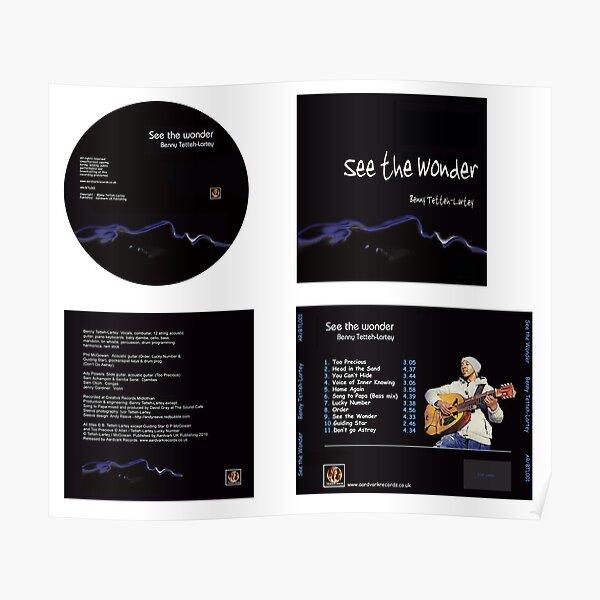 CD Sleeve - Benny Tetteh-Lartey Poster