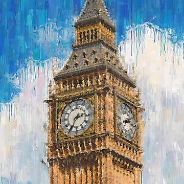 Big Ben of London by ErianAndre