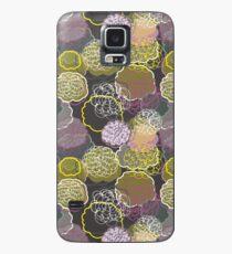Urban Tribal Flowers Case/Skin for Samsung Galaxy