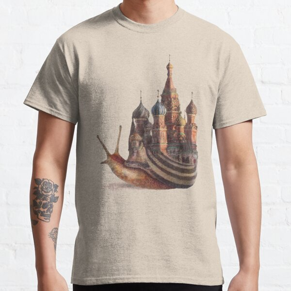 The Snail's Daydream Classic T-Shirt