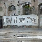 Now is our time by vfphoto