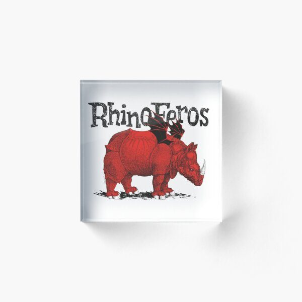 Rhino Feros Bloc acrylique