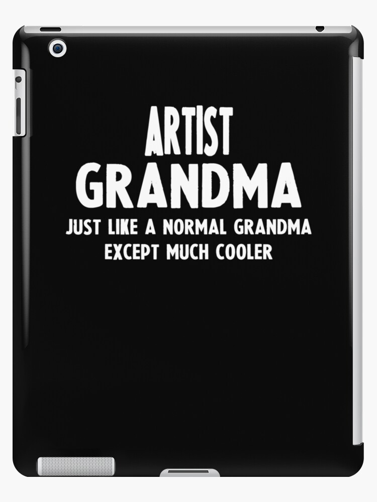 Gifts For Artist Grandma von divawaddle
