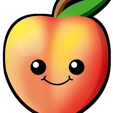 Du bist ein Pfirsich! von Havocgirl