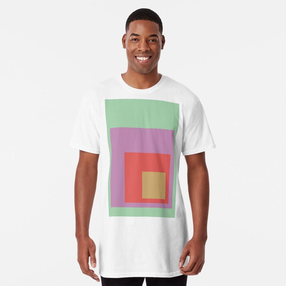 Color Ensemble No. 4 Long T-Shirt