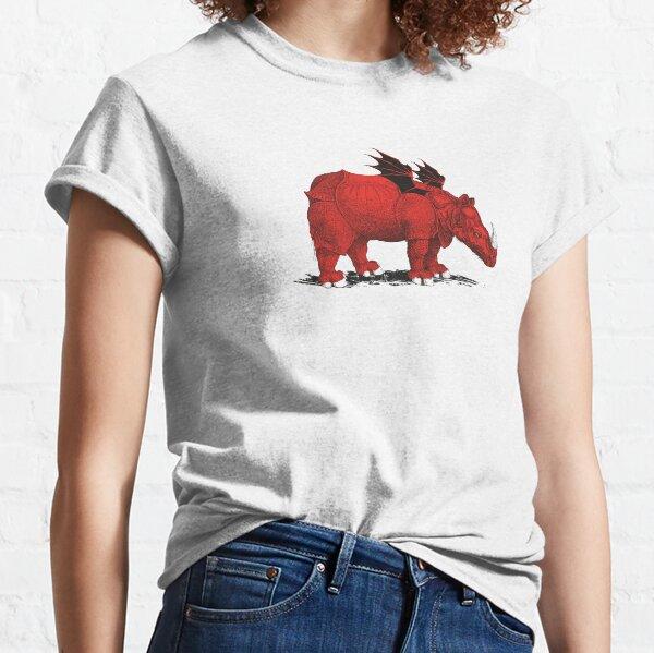 Rhino Feros T-shirt classique