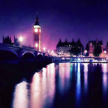 Streets of London  by ErianAndre