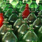 Bottles by WildestArt