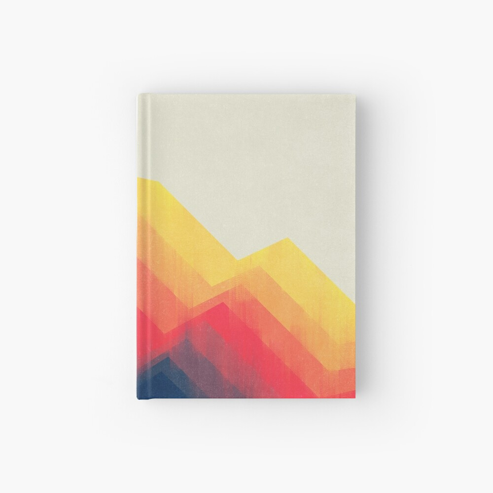 Sounds Of Distance Hardcover Journal