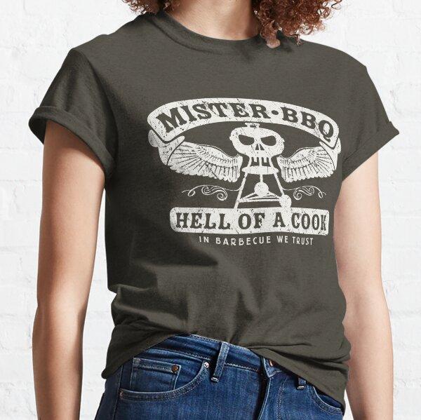 Mister BBQ T-shirt classique
