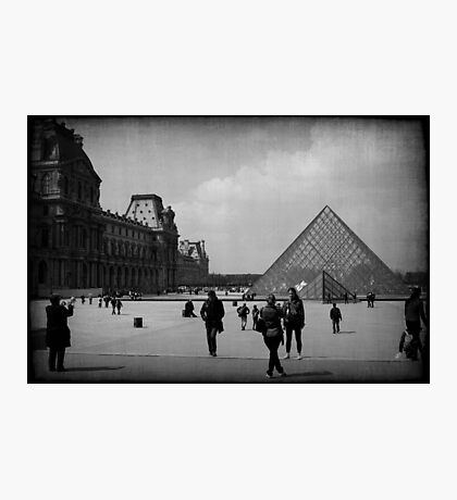 LE TOURISTE Photographic Print