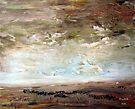 Karoo abstract by Elizabeth Kendall