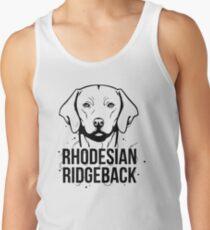Rhodesian Ridgeback Tank Top