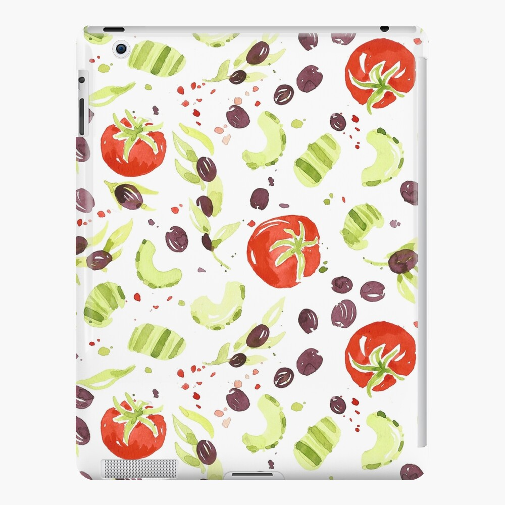 My Big Fat Greek Salad iPad Case & Skin
