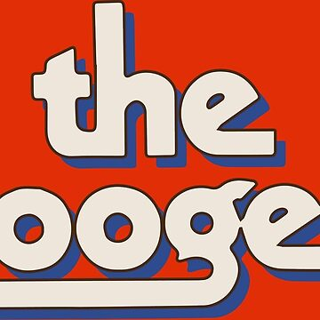 The Stooges Vintage 70s Distressed 1970s Retro 1969  by neonfuture