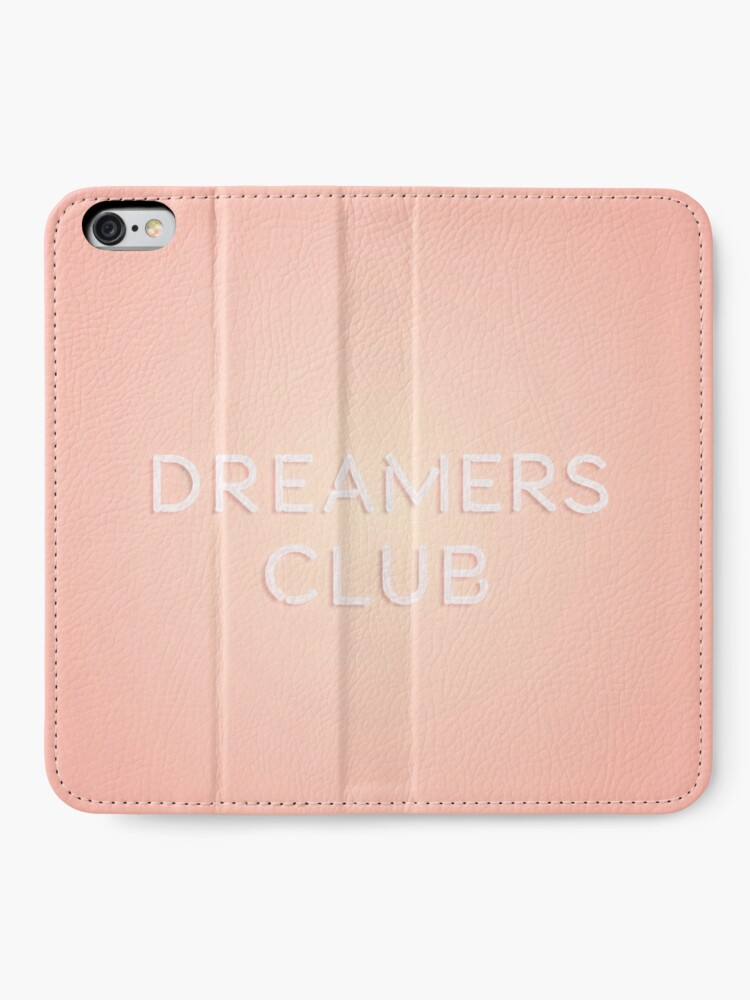 Alternate view of Dreamers Club iPhone Wallet