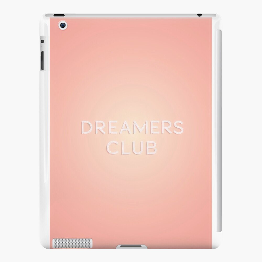 Dreamers Club iPad Cases & Skins