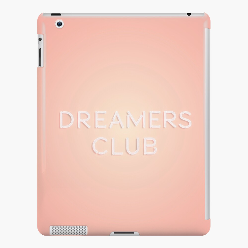 Dreamers Club iPad Case & Skin