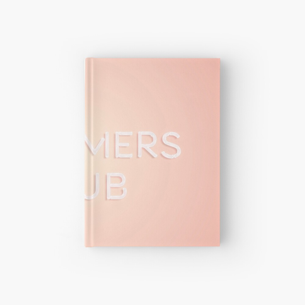 Dreamers Club Hardcover Journal