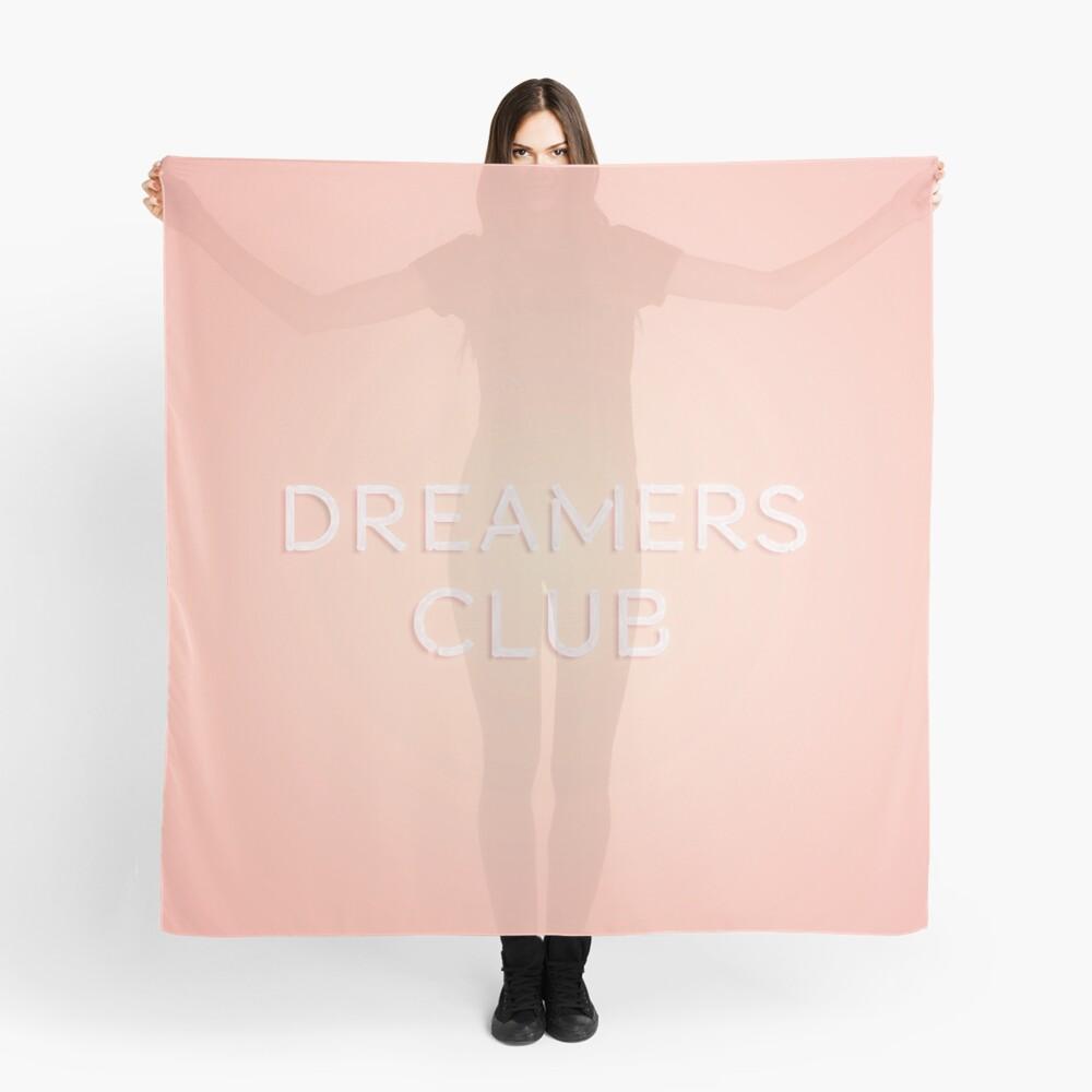 Dreamers Club Scarf