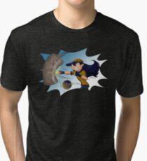 Hi' Tone Knuckles Up Tri-blend T-Shirt