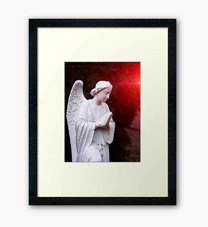 There is Hope Framed Print