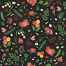 Waldblumen von Elsbet