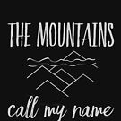 THE MOUNTAINS - new text by JoannieKayaks