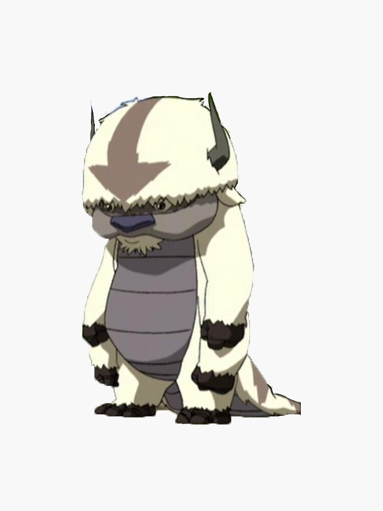 Standing Appa - Avatar The Last Airbender by jessicapenny
