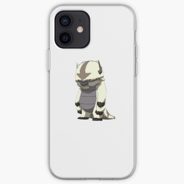 Standing Appa - Avatar The Last Airbender iPhone Soft Case