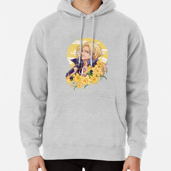 Daffodils Pullover Hoodie
