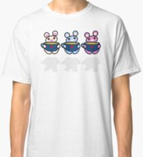 STPC: Three Chibis (Tea) Classic T-Shirt