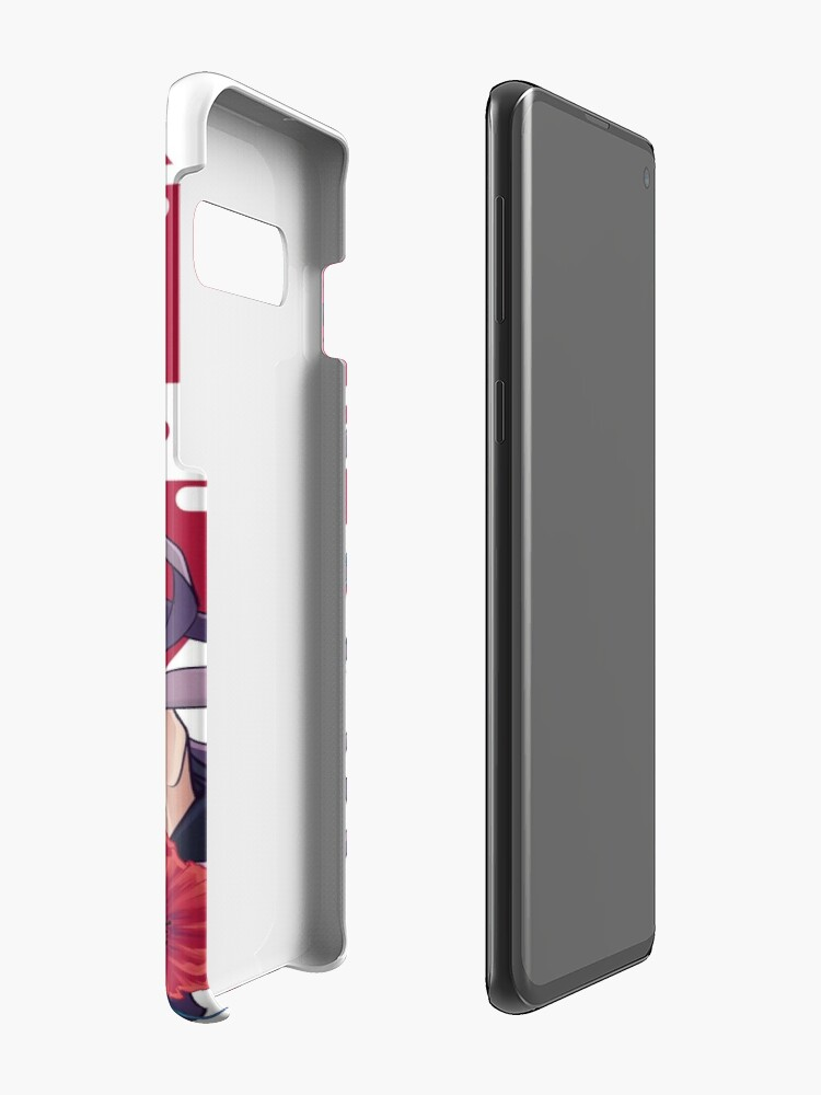 Alternate view of Poppies Case & Skin for Samsung Galaxy