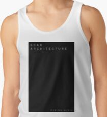 SCAD Architecture Design Tank Top
