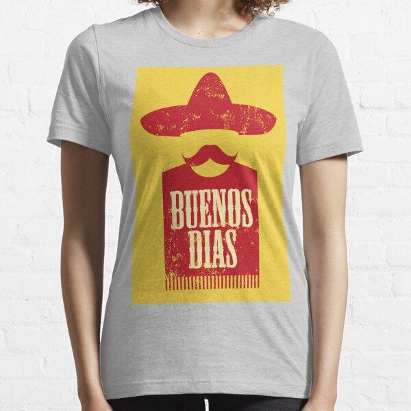 BUENOS DIAS Camiseta esencial