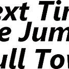 Jump skull by xploot