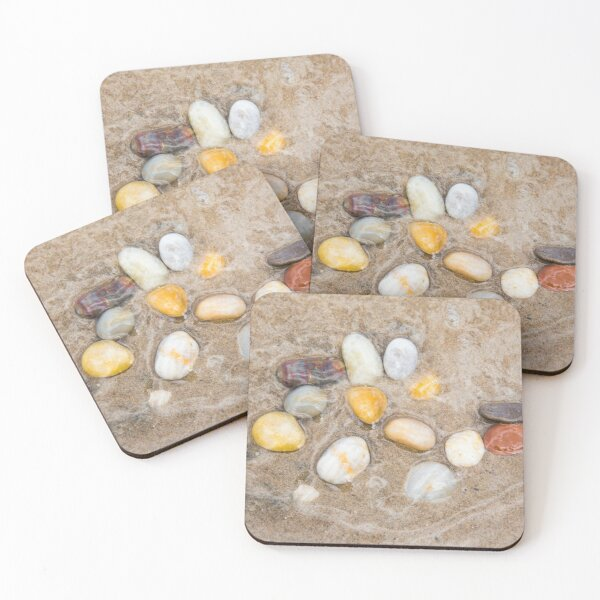Calm Waters Coasters (Set of 4)
