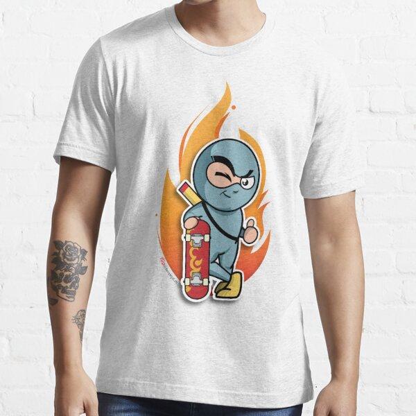 learn ur kick.flips Essential T-Shirt