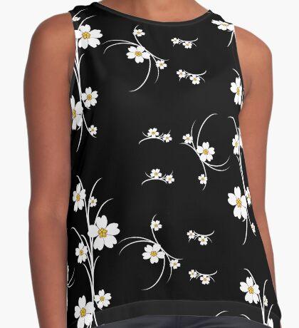 wundervolle weiße Primeln, Primel, Blumen, Blüten Kontrast Top