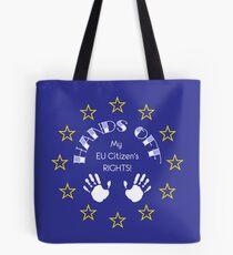 Hands Off! Tote Bag