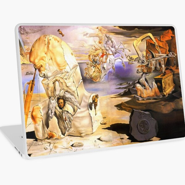 Salvador Dali The Apotheosis Of Homer,  1945 Original Artwork Reproduction Design, Tshirts, Posters, Jerseys Laptop Skin