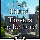 Left Tower by xploot