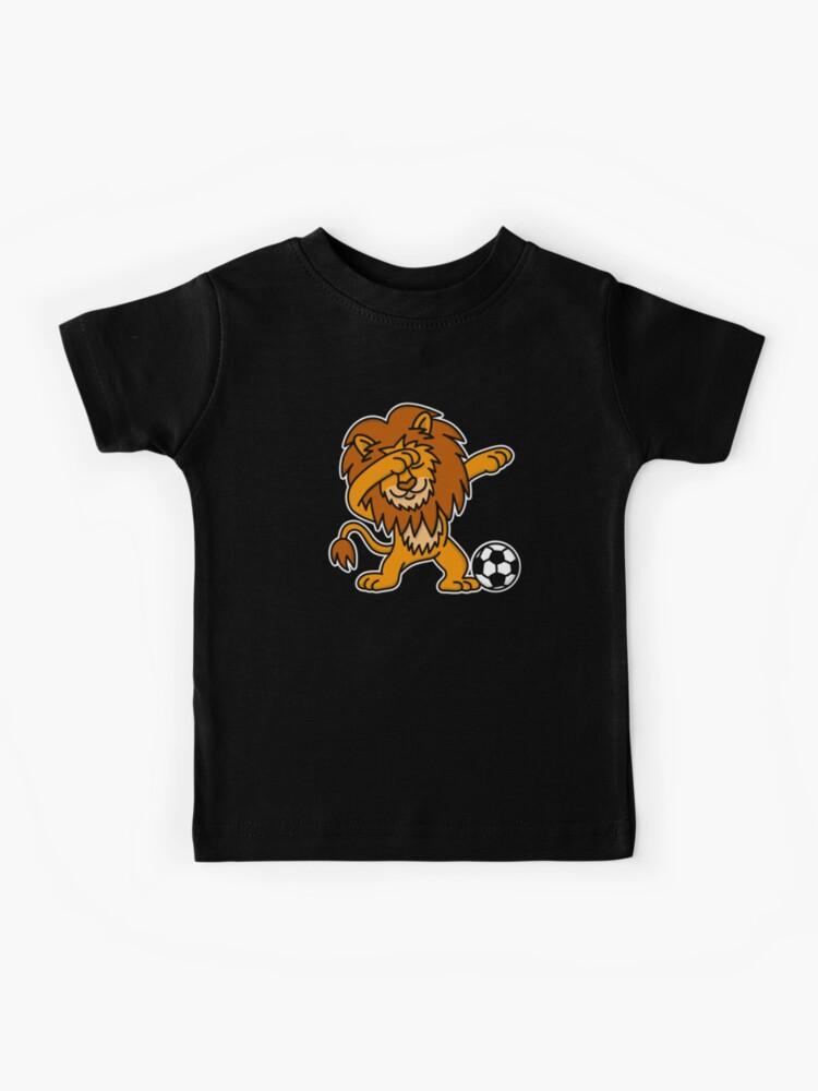 Orange Holland Lion T-Shirt