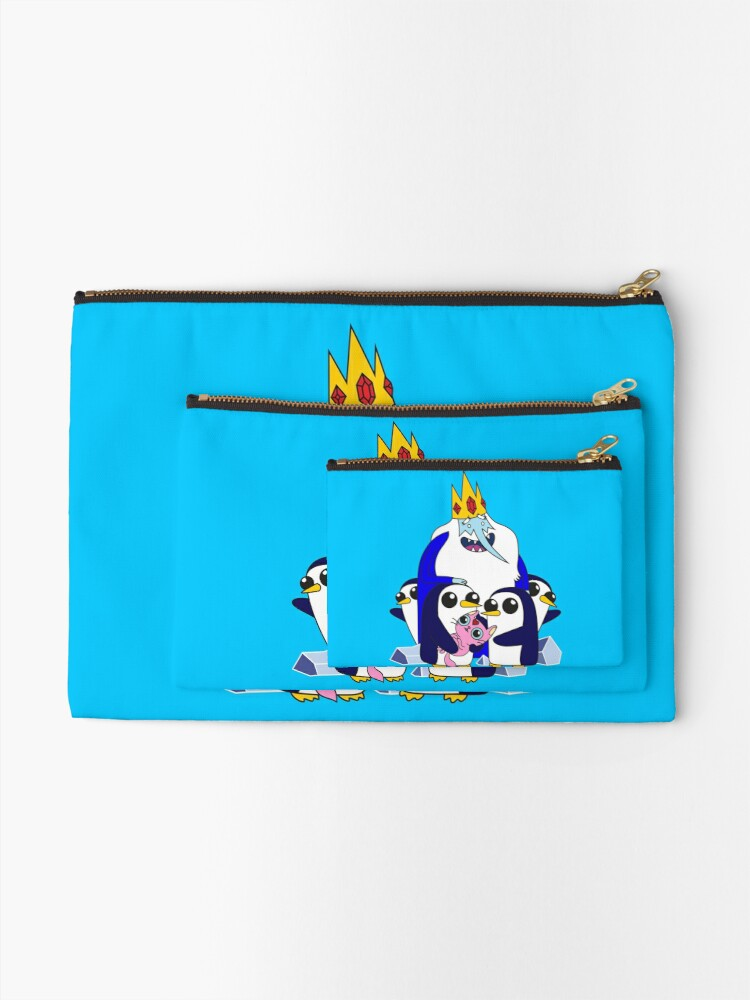 Alternate view of Ice King Zipper Pouch