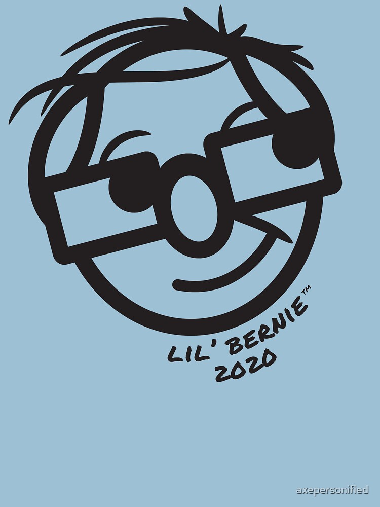 Lil' Bernie Face 2020 by axepersonified