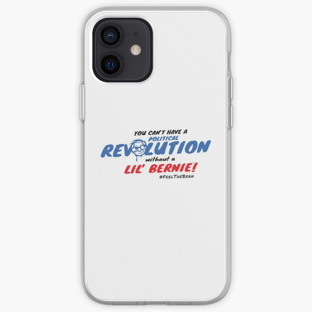 Lil' Bernie Political Revolution 2020 iPhone Case & Cover