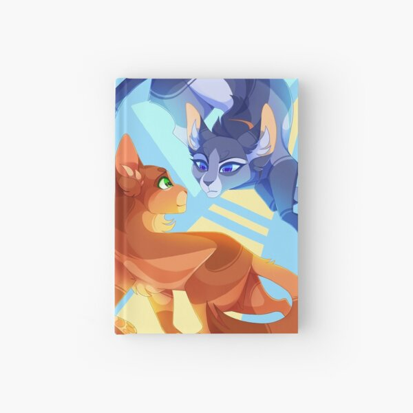 Fire and Water Hardcover Journal