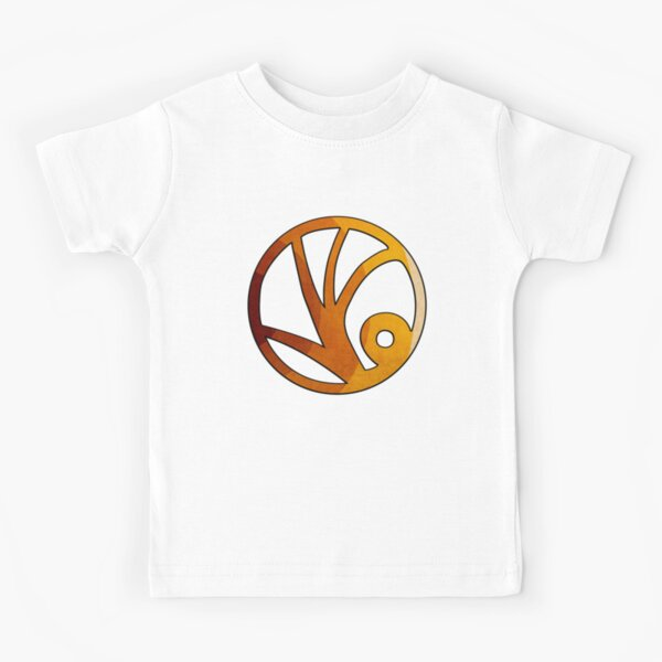 Lemony Snickets Series of Unfortunate Events Mysterious Symbol Gifts and T-shirts  Kids T-Shirt